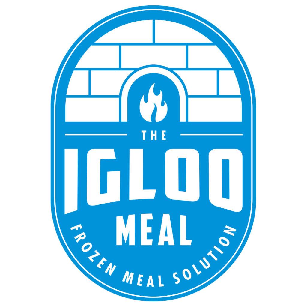 ferox creative project - Igloo Meal Logo