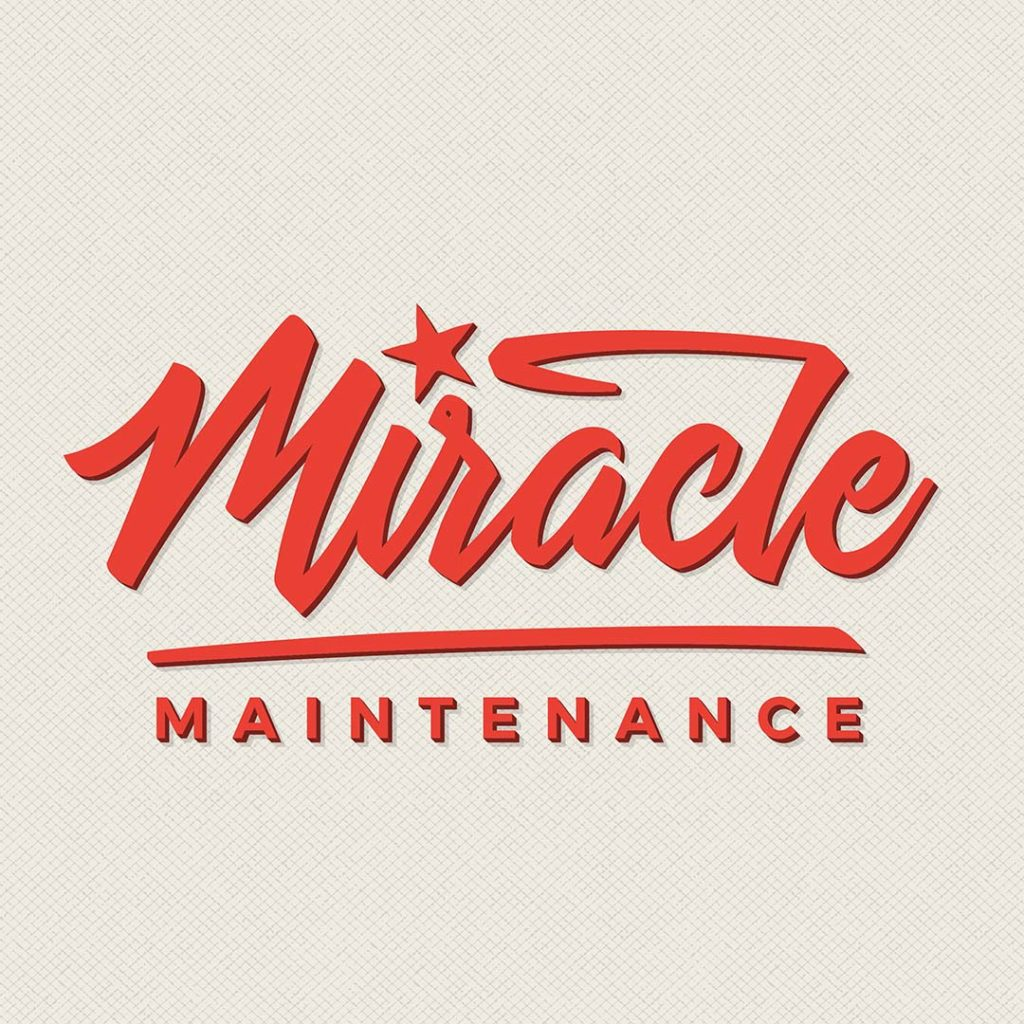 ferox creative project - Miracle Maintenance Logo